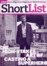 Shortlist Magazine February 2017 - Logan - Hugh Jackman UK Photo Cover