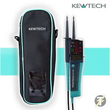 Kewtech KT1790 Voltage & Continuity Tester with KEWC1 Case (fits a Proving Unit)