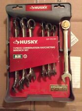 Combo Ratcheting Wrench Set (7-Piece)