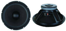 """NEW (2) 18"""" Subwoofer Bass Cabinet Replacement Speakers.8 ohm.18inch Subs.PAIR"""