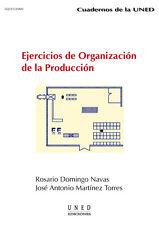 UNED Ejercicios de organización de la producción, eBook, 2013