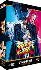 ★Street Fighter II V ★ Intégrale Gold (Série TV) - 6 DVD