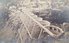RPPC 1923 California Dam Construction Posted Pine Knot September 23 1923