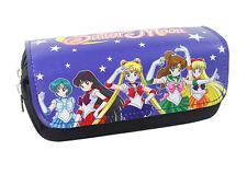 Sailor Moon Anime Sailor Senshi Pencil Case