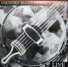 CD / COUNTRY BLUES PROJEKT / LIVE / SHAMROCK RECORDS 1005-2 / TOP /