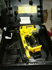 DeWalt DCN891 Type 2 20V Max* XR Cordless Concrete Nailer Tool & Case Only