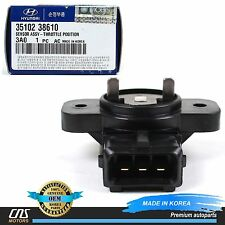 GENUINE Throttle Position Sensor Fits 2001-2006 Hyundai Kia 2.4L OEM 35102-38610