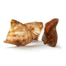 Premium Dried Pigs Ears – Low Fat, High Protein Natural dental chew for your dog