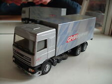Lion Toys Daf 95 350 ATI GPdWegvervoer in Grey on 1:50