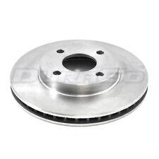 Disc Brake Rotor Front Parts Master 125428