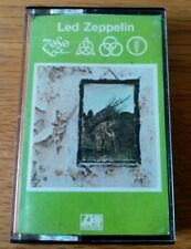 Led Zeppelin Untitled RARE 1971 Cassette Cheapest £50 On Discogs Stairway To Hea
