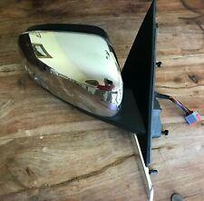09-15-JAGUAR-XFR-XF Chrome-Passenger-RH-Right-Door-Mirror-BLIND-SPOT Genuine