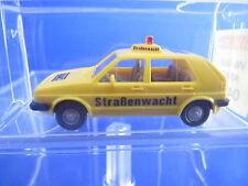 WIKING  04816  VW Golf ADAC  (gelb )  1:87  OVP !!