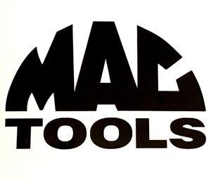 MAC TOOLS DECAL STICKER FORD F150 CHEVY SILVERADO DODGE RAM TOYOTA TACOMA