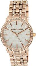Michael Kors Women's MK3183 Lady Nini Rose Gold Stainless Steel Watch