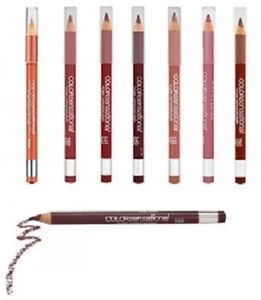 NEW -  MAYBELLINE Color Sensational Lip Liner - various shades