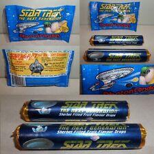 RARE 1992 STAR TREK THE NEXT GENERATION sweets unopened PHOTON CANDIES L@@K