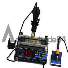New BGA SMD Preheating Oven Soldering Rework Station Hot Air Preheater 220V
