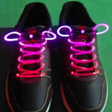 AKORD LED Shoelaces Light up Laces Pink