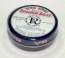 SMITH'S Rosebud Salve Lip Balm Tin Skin Moisturizing 0.8 oz
