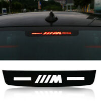 Car Rear Brake Light Sticker Stop Lamp Cover For BMW 5 7 Series F10 F01 F02 F03