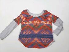 Denim and Supply Ralph Lauren Womens Sz l Cardigan Sweater Southwestern Tribal