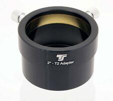 """TS-Optics Adattatore da filetto T2 a  2"""" (50,8mm) per Telescopio, TST2-2"""