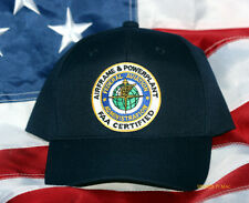 AIRFRAME POWERPLANT FAA FEDERAL AVIATION ADMINISTRATION HAT CAP WOWH PIN UP GIFT
