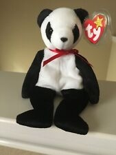 """TY Beanie Babies """"Fortune"""" W/ Tags Attached"""