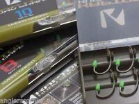 Korda Kaptor Carp Fishing Hooks / Wide Gape, Kurv Shank,Choddy All Types & Sizes