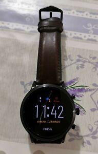 Fossil The Carlyle HR Gen 5 Smartwatch per uomo 44mm