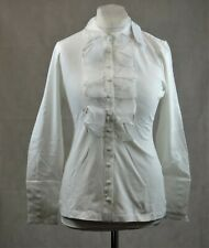 The Shirt Company Caprice White Shirt Size UK 12 rrp £99.95 DH094 BB 20