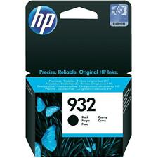 original HP Tintenpatrone Nr. 932 schwarz CN057AE MHD 9/2016