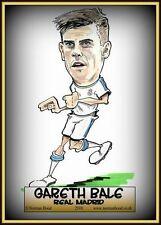 Real Madrid Memorabilia Football Magnets
