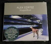 Magnifico! [Digipak] by Alex Cortiz (CD, Apr-2005, Sunswept Music)
