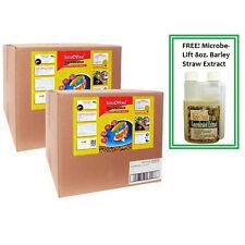 2 Tetra Koi Vibrance Color Enhancing Fish Food 2x 16.5lb Boxes 16458 FREE BARLEY