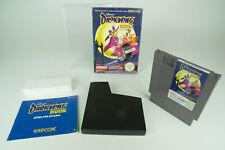 Nintendo NES *Disney´s Darkwing Duck* OVP Anleitung Schutzhülle PAL B deutsch
