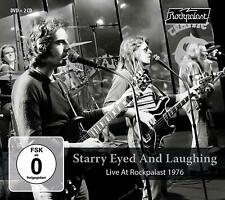 STARRY EYED AND LAUGHING - LIVE AT ROCKPALAST 1976  2 CD+DVD NEW