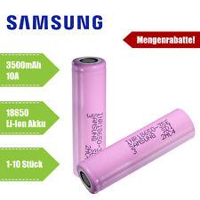 Samsung 35E Akku 18650 35E Akku INR18650-35e 3500mAh E-Scooter E-Bike Li-Ion