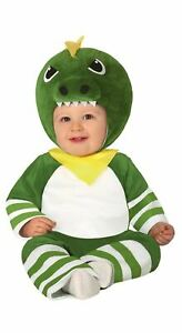 Toddlers Babies Infants Little Dinosaur Fancy Dress Costume Kids Outfit