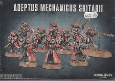 Warhammer 40K Adeptus Mechanicus Skitarii New In Box