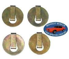 Chrysler Dodge Plymouth Windshield Wiper Linkage Retainer Clip ABCE Body 4pcs KI