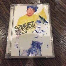 陈奕迅陳奕迅 eason chen Great 5000 secs VOL.2 马版 马来西亚版 w/obi 全新