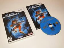 Nintendo Wii ~ Alien Syndrome ~ Boxed / Complete
