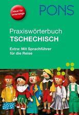 PONS Praxiswörterbuch Tschechisch (2013, Taschenbuch)