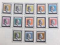 Luxemburg 1962 bis 1995 postfrische Sammlung, viele Neuheiten, hoher Katalogwert