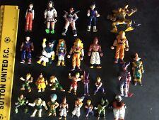 Rare Dragonball Z Dragon Ball Z Vegeta Gohan Goku Figures 27 Lot Bundle