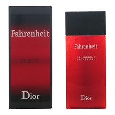 Dior - Fahrenheit gel de ducha 200 ml