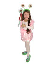 NEW Teenage Mutant Ninja Turtles Fairy Princess Halloween Costume - 3 or 4 Piece