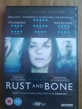Rust And Bone , 2 Disc Special Edition (DVD) French with English Subtitles
